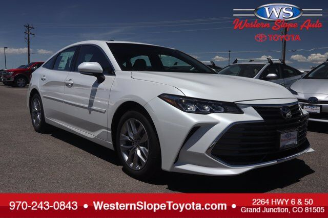 2020 Toyota Avalon XLE Grand Junction CO