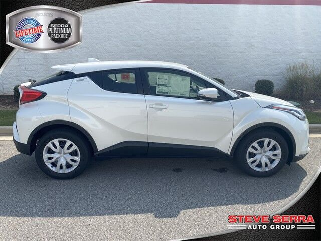 2020 Toyota C-HR LE Decatur AL