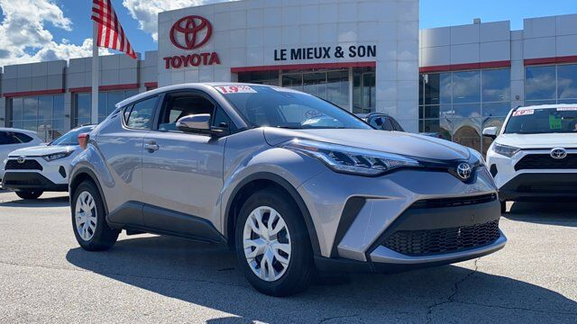 2020 Toyota C-HR LE Green Bay WI