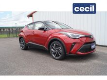 2020_Toyota_C-HR_Limited_  TX