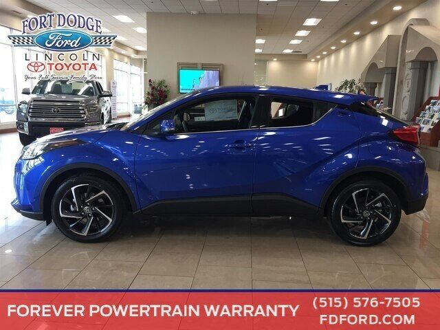 2020 Toyota C-HR Limited Fort Dodge IA