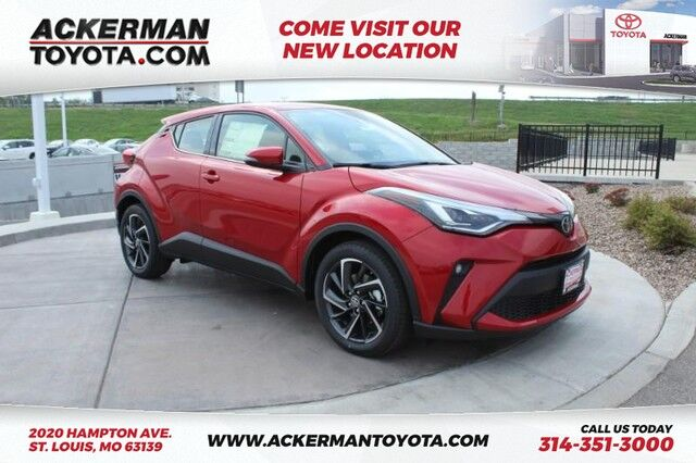 2020 Toyota C-HR Limited St. Louis MO