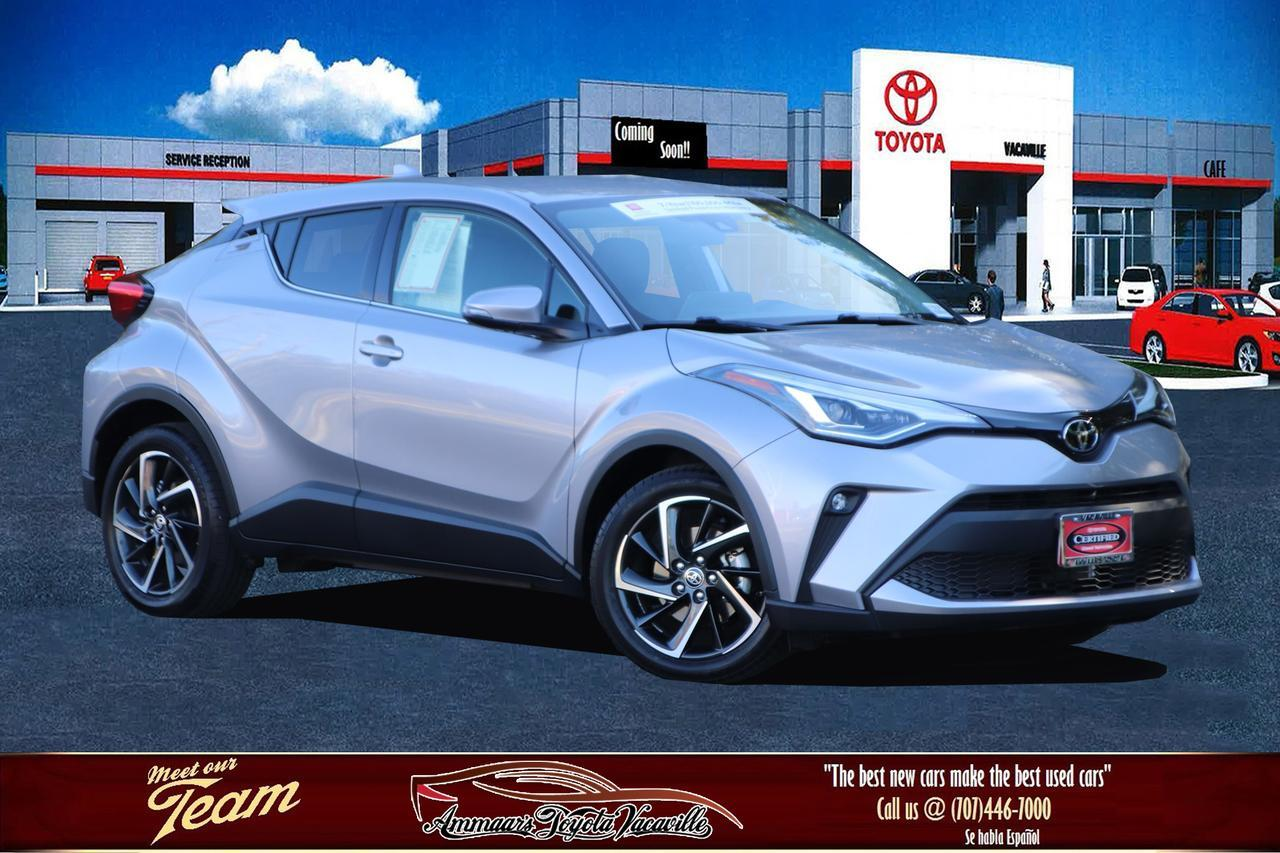 2020 Toyota C-HR Limited Vacaville CA