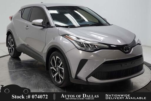 2020_Toyota_C-HR_XLE BACK-UP CAMERA,KEY-GO,18IN WHLS_ Plano TX