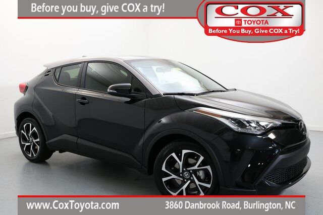 2020 Toyota C-HR XLE Burlington NC