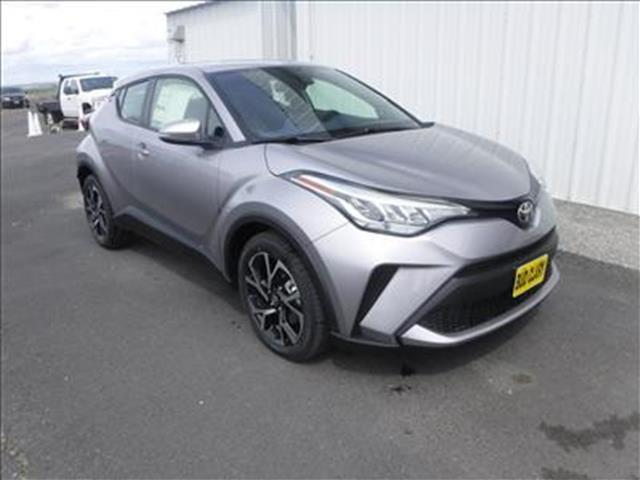 2020 Toyota C-HR XLE Front-wheel Drive Sport Utility