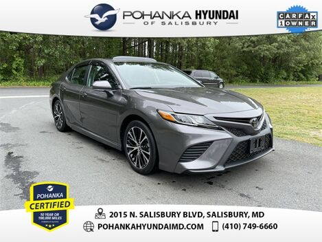 2020_Toyota_Camry_**ONE OWNER**_ Salisbury MD