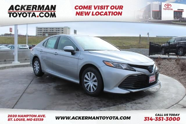 2020 Toyota Camry Hybrid Hybrid LE St. Louis MO