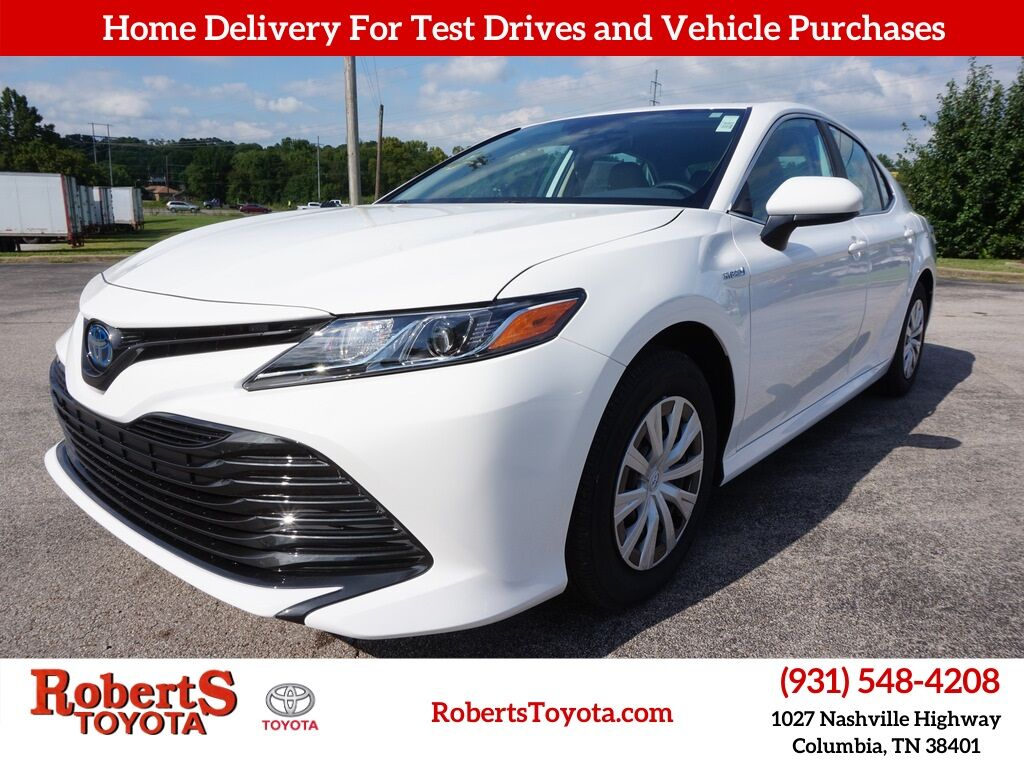 2020 Toyota Camry Hybrid LE Columbia TN