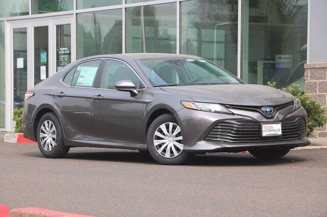 2020 Toyota Camry Hybrid LE Corvallis OR