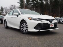 2020_Toyota_Camry Hybrid_LE_ Epping NH