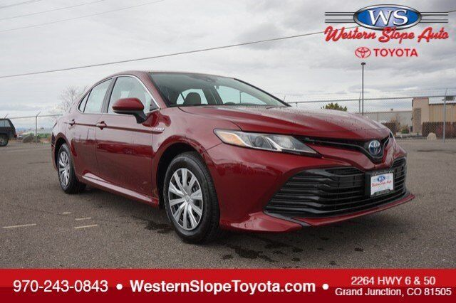 2020 Toyota Camry Hybrid LE Grand Junction CO
