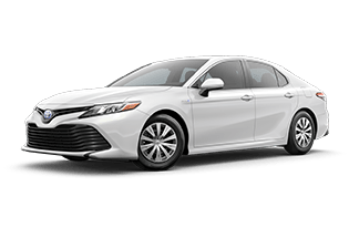 2020 Toyota Camry Hybrid LE Lancaster CA