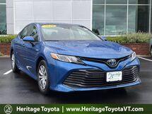 2020 Toyota Camry Hybrid LE South Burlington VT