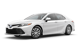 2020 Toyota Camry Hybrid LE Vacaville CA