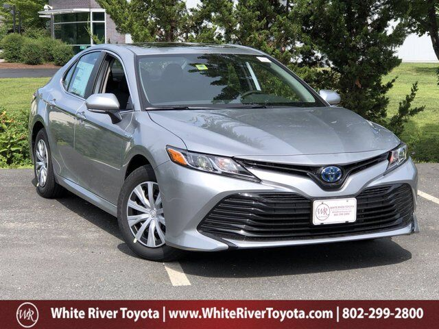 2020 Toyota Camry Hybrid LE White River Junction VT