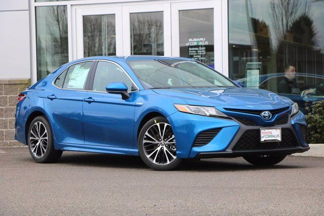2020 Toyota Camry Hybrid SE Corvallis OR