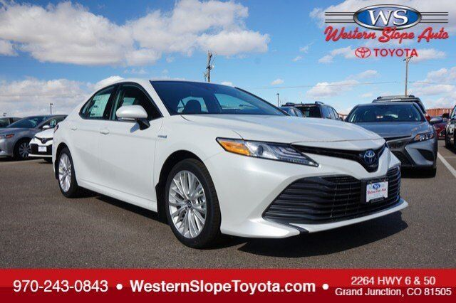 2020 Toyota Camry Hybrid XLE Grand Junction CO