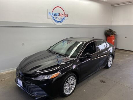 2020 Toyota Camry Hybrid XLE Holliston MA