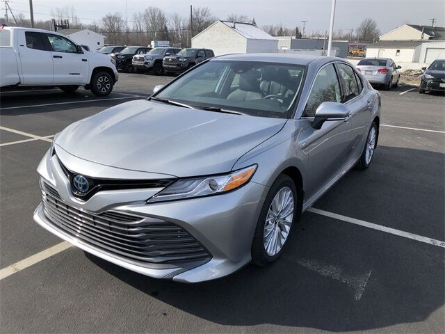 2020 Toyota Camry Hybrid XLE Lima OH