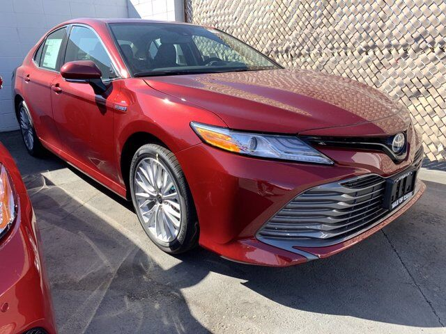 2020 Toyota Camry Hybrid XLE National City CA