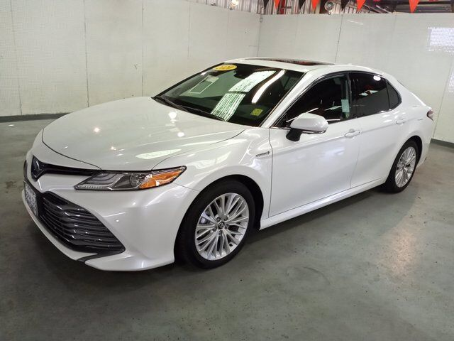 2020 Toyota Camry Hybrid XLE Oroville CA