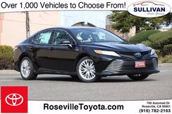 2020_Toyota_Camry_Hybrid XLE_ Roseville CA