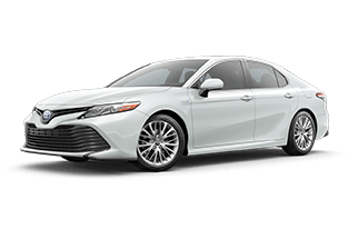 2020 Toyota Camry Hybrid XLE Vacaville CA