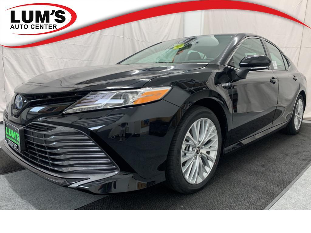 2020 Toyota Camry Hybrid XLE Warrenton OR