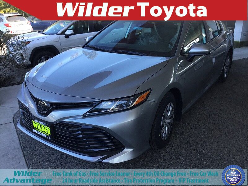 2020 Toyota Camry L Port Angeles WA