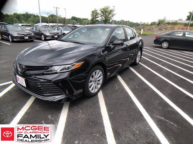 2020 Toyota Camry LE AWD Claremont NH