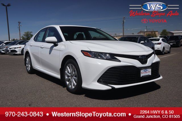 2020 Toyota Camry LE AWD Grand Junction CO