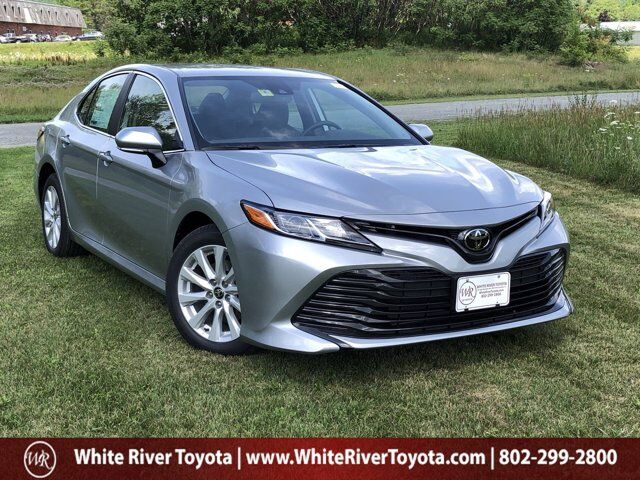 2020 Toyota Camry LE AWD White River Junction VT