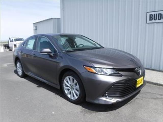 2020 Toyota Camry LE All-wheel Drive Sedan Moses Lake WA