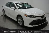 Toyota Camry LE BACK-UP CAMERA,17IN WHLS 2020