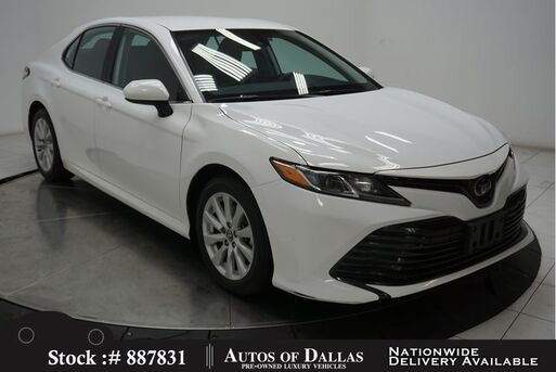 2020_Toyota_Camry_LE BACK-UP CAMERA,17IN WHLS_ Plano TX
