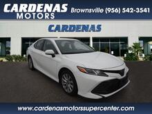 2020_Toyota_Camry_LE_ Brownsville TX