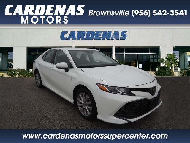 2020 Toyota Camry LE Brownsville TX