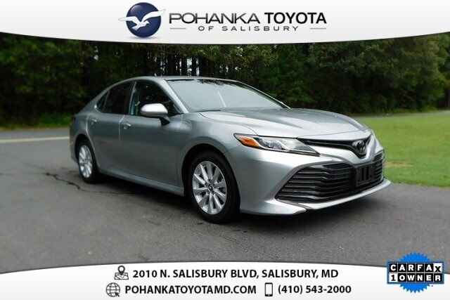 2020 Toyota Camry LE CERTIFIED Salisbury MD