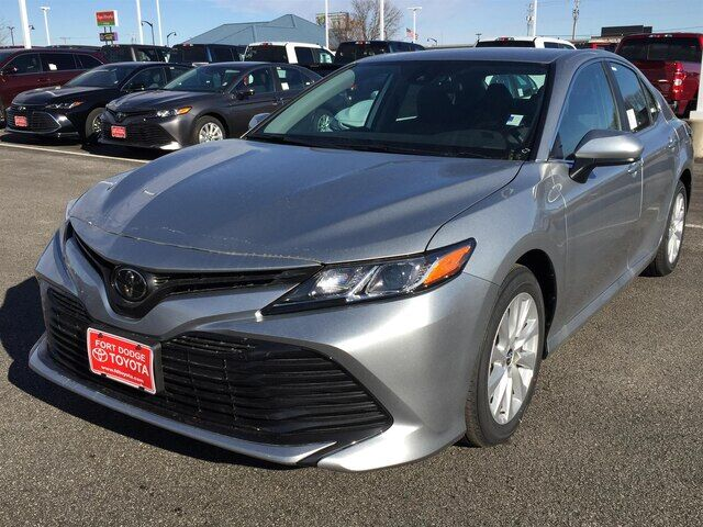 2020 Toyota Camry LE Fort Dodge IA