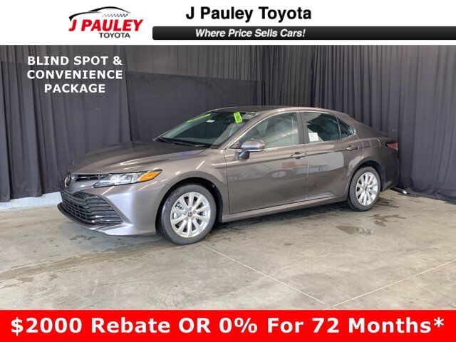 2020 Toyota Camry LE Fort Smith AR