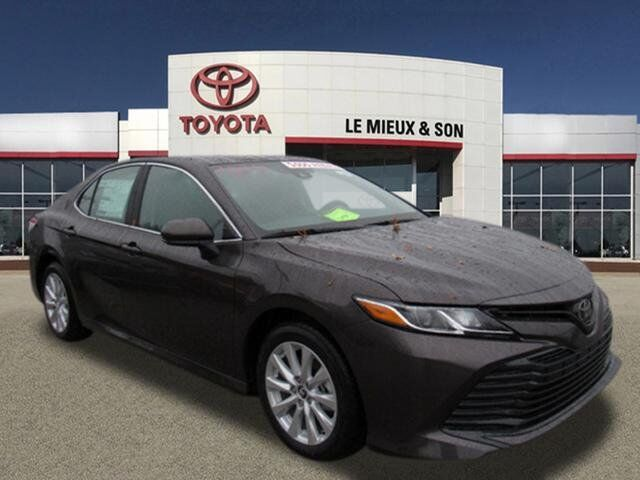 2020 Toyota Camry LE Green Bay WI