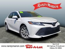 2020_Toyota_Camry_LE_ Hickory NC