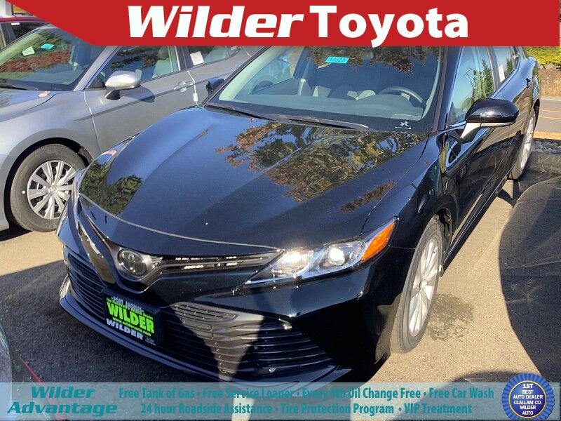 2020 Toyota Camry LE Port Angeles WA