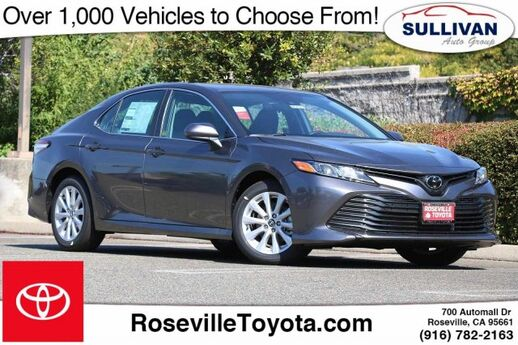 2020 Toyota Camry LE Roseville CA