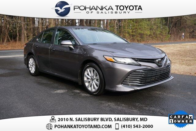 2020 Toyota Camry LE Salisbury MD