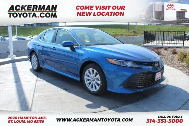 2020 Toyota Camry LE St. Louis MO