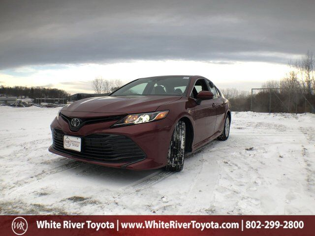 2020 Toyota Camry LE White River Junction VT