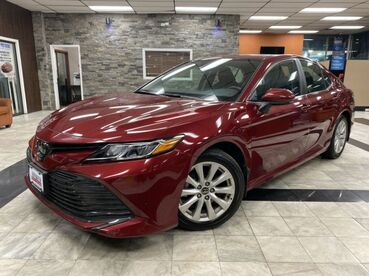 2020_Toyota_Camry_LE_ Worcester MA