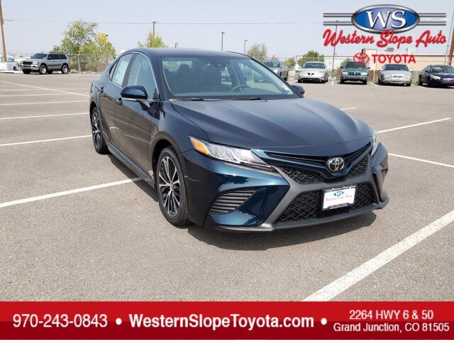 2020 Toyota Camry SE AWD Grand Junction CO